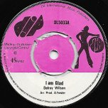 I Am Glad / Ver - Delroy Wilson