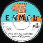 I Will Never Fall In Love Again / La Fud Dil Ver - Winston Heywood / La Fud Del All Stars