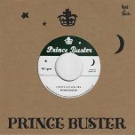 I Wont Let You Cry / Im Sorry - Prince Buster