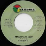 I Am Settled Now / Fire And Rain Inst - Chrisinti