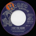 I Dont Feel Secure / Dub - The Blackstones