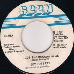 I Got The Reggae In Me / Roots Instrumental Ver - Joy Roberts