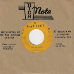 Ill Be There / Girl - Al And The Vibrators With Lyn Taitt And The Jets