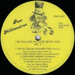 Im Falling In Love With You - Mr T