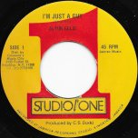 I'm Just A Guy / Ver - Alton Ellis / Alton And The Sound Dimension Band