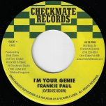 Im Your Genie / Bless Me - Frankie Paul / TK Smith