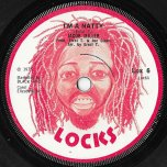 Im A Natty / Natt Up Dread Lock - Jacob Miller / The Mighty Two