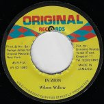 In Zion / Dub Zion - Wilson Willow