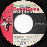 Intensified Festival 68 / Coconut Water - Desmond Dekker And The Aces