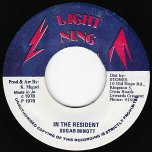 In The Resident / Resident Version - Sugar Minott / King Tubby