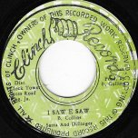 Satta Mi No Born Yah / I Saw E Saw - Dillinger And The Abyssinians
