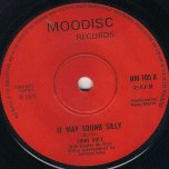 It May Sound Silly / Instrumental - John Holt