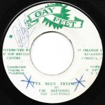 Ive Been Trying / Ver - The Heptones / The Gaytones