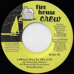 I Want You In My Life / Ver - Fred Locks