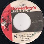 I Wish It Could Be Peaceful Again / Ver - Ken Boothe