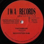 Iyah Warriyah / Restitution Dub / Clash Of The Titans / Gideon Dub - I Warriyah