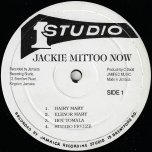 Now - Jackie Mittoo