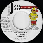 Jah Deliver Me / Love Accident - Bushman / Zahair