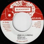 Jah Is Coming / Dub - David Jahson / Sly And Robbie