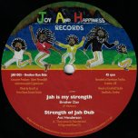 Jah Praises / Sing To Jah Dub / Jah Is My Strength / Strength Of Jah Dub - Sattalite / Ant Henderson / Brother Dan