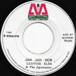Jah Jah Jahovah / Jah Jah Dub - Ronnie Davis / Lloydie Slim And The Aggrovators
