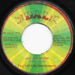 Jah Jah Music / Ver - Tony Tuff And The Revolutionaries