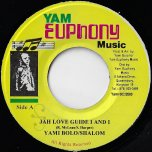 Jah Love Guide I And I / The Fire Walker Inst - Yami Bolo And Shalom