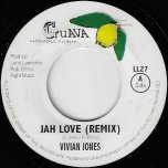 Jah Love (Remix) / Life Under Joke  - Vivian Jones / Daddy Rich