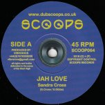 Jah Love / Jah Ver - Sandra Cross