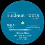 Jah Rule Psalms 25 / Dubwise / Let There Be Light / Dubwise - Simon Dan / Moses