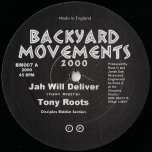Jah Will Deliver / Dub / Feel The Vibe / Dub - Tony Roots / Danny Vibes / Disciples Riddim Section