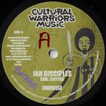 Jah Disciples / Dubwise / Too Long / Jungle Dub - Earl Sixteen / Rod Taylor