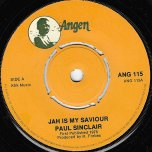 Jah Is My Saviour / Ver - Paul Sinclair