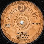 Jah Jah Ital / Ver - Diego And The Sons Of Jah