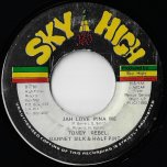 Jah Love Inna We / Ver - Tony Rebel / Garnet Silk / Half Pint