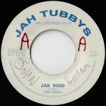 Jah Road / Jah Road Dub - Dixie Peach