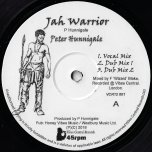 Jah Warrior / Dub 1 / Dub 2 / Vocal / Dub 1 / Dub 2 - Peter Hunnigale