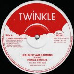Jealousy And Badmind / Dub / Cross Over It / Dub - Twinkle Brothers