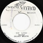 Joe Liges / Tear Us Apart - Delroy Wilson
