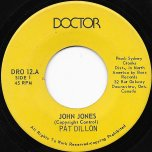 John Jones / Angel Of The Morning - Pat Dillon