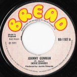 Johnny Gunman / Version - Jackie Edwards