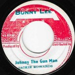 Johnny The Gun Man / So Many Days - Jackie Edwards