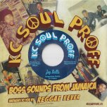 Joy Bells / Sellasie I Ver - Augustus Pablo / KC White