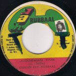 Judgeman Time / Judgeman In Dub - Gideon Jah Rubbaal