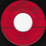 Fattie Fattie / Jump For Joy - The Heptones / Jackie Mittoo