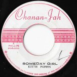 Someday Girl / Ver - Keith Poppin / Vin Gordon