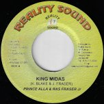King Midas / Midas Rhythm - Prince Alla And Ras Fraser Jr