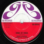 Rod Of Righteousness / Kings Of Kings - Jah Huntley / Dennis Alcapone