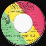 King Of The Minstrels / Black Jesse Dub - Augustus Pablo