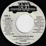 Kingston State Of Mind / Darker Shade Rhythm - Cherine